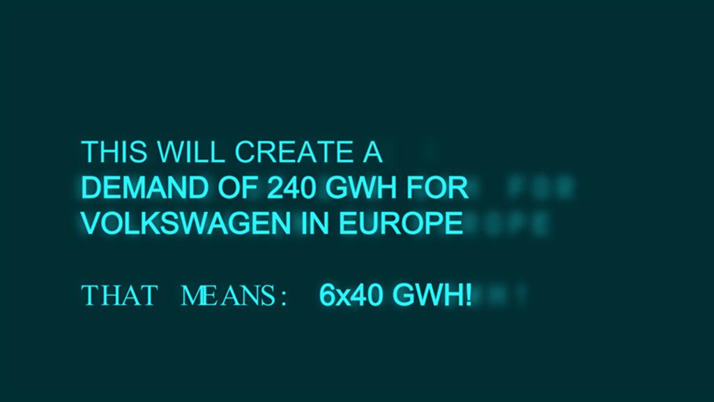 福斯 Power Day 揭幕全新電動車電池:成本降低 50%,全球六座電池工廠產能上看 240GWh