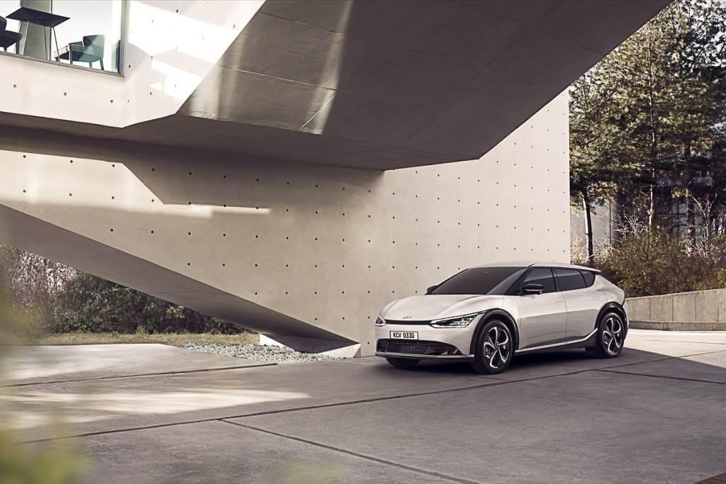 終揭神秘面紗 KIA首款邁入品牌新世代的純電作品EV6終於面世