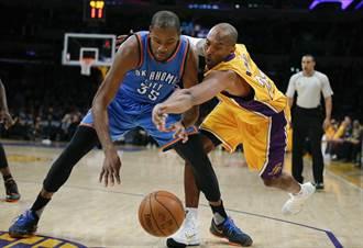 NBA》杜蘭特:我曾痛恨布萊恩 但他不知道