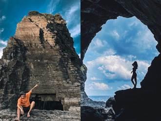 就是要和別人玩得不一樣 綠島也有瀑布?秘境景點大公開