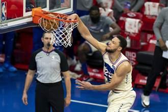NBA》西蒙斯狠酸敵對球評:只是個身高165的傢伙