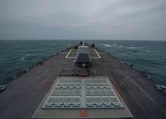 美艦進台海南海近兩年大增 拜登會否延續受關注