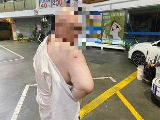 運將加油站內手臂突中彈 疑附近住戶練靶警鎖定對象