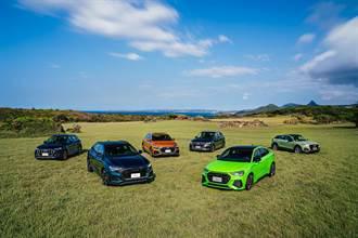 休旅車產品連發 台灣奥迪再推新一代Audi Q2