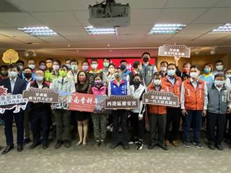 3年一科台南香科年 遶境防疫至上