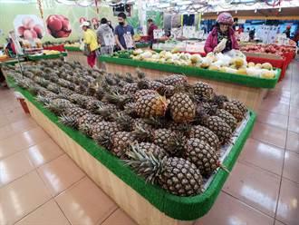 稱對岸市場不穩定 農糧署長胡忠一語出驚人:鳳梨不再銷大陸