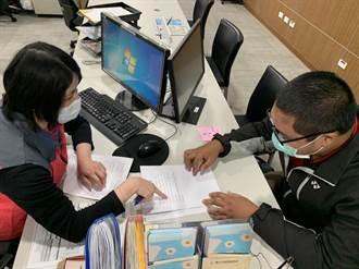 中市勞工局運用缺工就業獎勵 勞工穩定就業