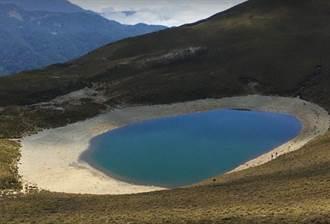 「天使的眼淚」剩一半 高山也鬧旱!嘉明湖山屋用水告急