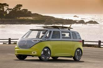 商旅电气化启动?Volkswagen ID.BUZZ明年施行量产计画!