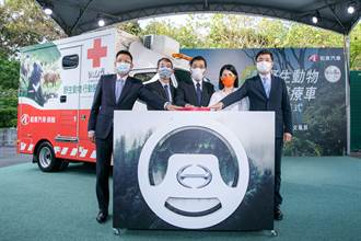 Hino六期3.49噸貨車發表 打造全台首部野生動物醫療車