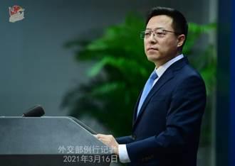韓媒稱「源自大陸」的沙塵暴侵擾韓國 趙立堅:環境問題不分國界