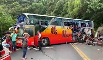 蘇花遊覽車事故釀6死 李來希嘆:民進黨政客又忘了?