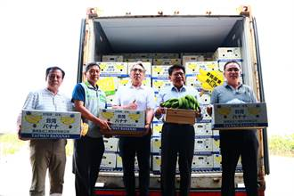 屏东香蕉获欧盟认证 「封柜销日」每周至少出6柜
