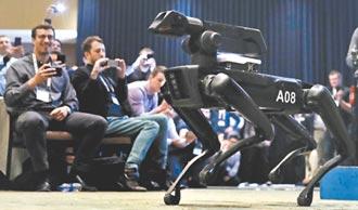 機器人新創公司 狂吸金