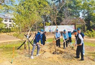 南投生態園區植樹造林 籲認養照顧