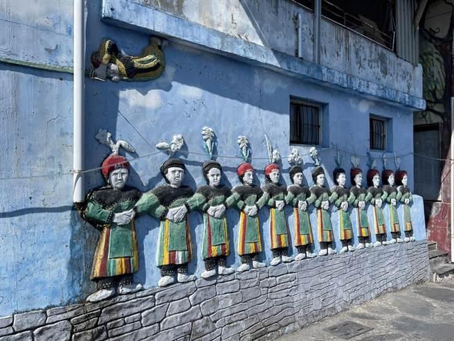 屏東神山部落。(高鐵提供)