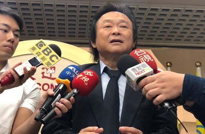 台北市議員王世堅。(資料照片)