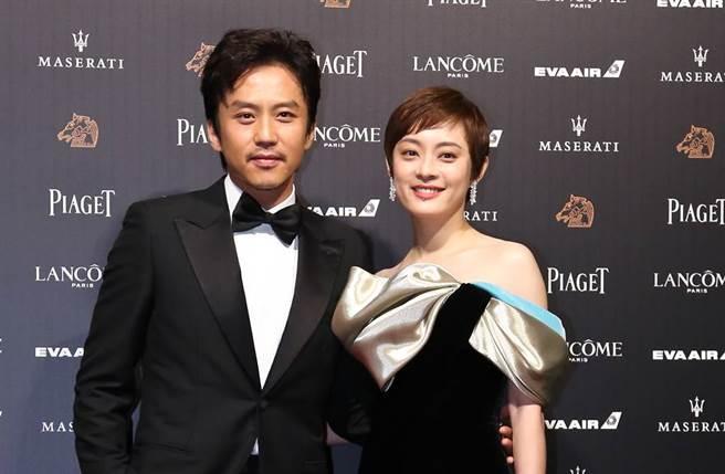 孫儷、鄧超是大陸演藝圈的模範夫妻檔。(圖/本報系資料照片)