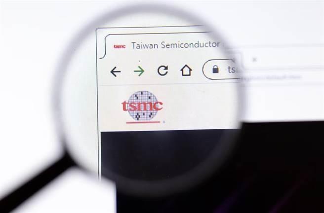 全球晶圓代工龍頭台積電17日將除息2.5元。(圖/達志影像)