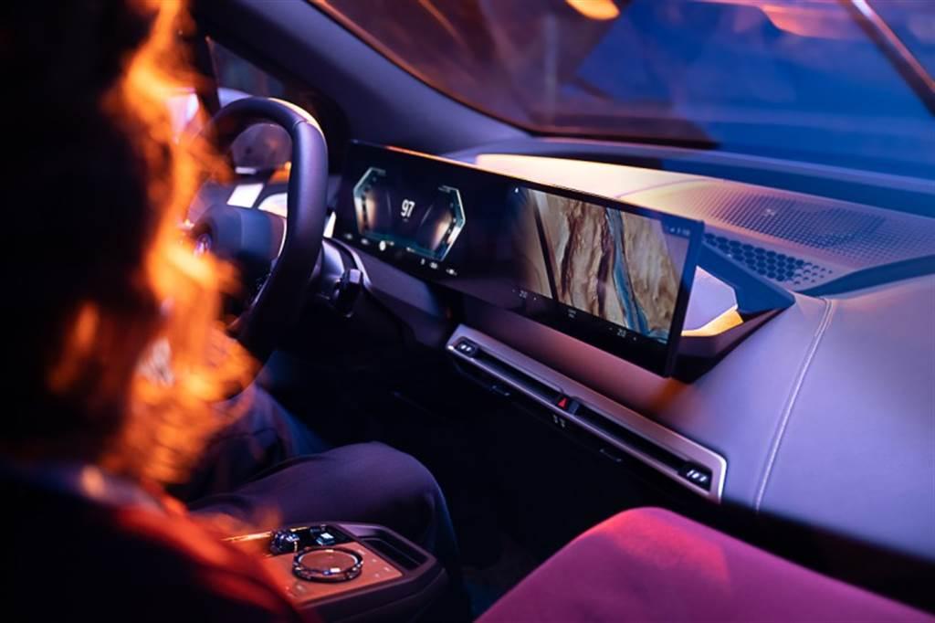 邁入數位化進程全新時代 BMW正式發表新一代iDrive系統