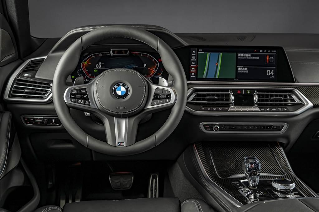 BMW新年式車款引進OTA技術,車主可透過雲端即時更新功能。