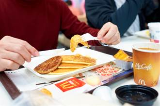 麥當勞19款早餐熱量曝光 營養師:吃這款馬上水腫