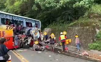 【蘇花車禍】高速過3彎釀6死 乘客曝感覺沒剎車:我就想說完了