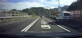 費鴻泰盼交通部還道給用路人 國5大客車專用道改為大客車優先道