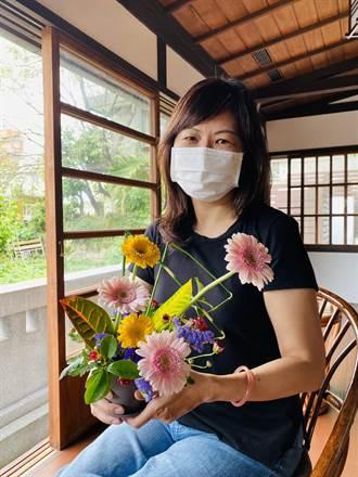 淡水古蹟博物館免費插花教學贈花材、花器 18日開搶30名額