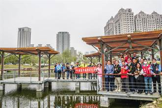 竹縣縣議會考察東興圳一期工程 議員都說讚