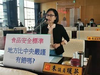 萊劑零檢出自治條例無效 市議員促提釋憲 盧秀燕:加強稽查