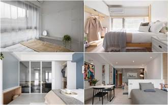 令人驚豔的 5 大設計魔法 ! 小資女臥室大改造,你沒看錯小坪數大空間