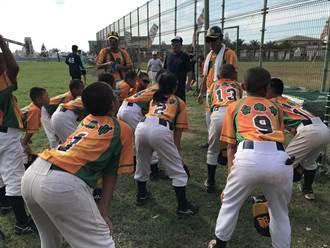 興國高中棒球隊將成軍 大新營區三級棒球現雛型