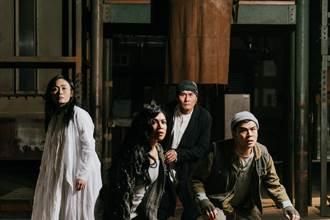 老外導演看台灣 吳明益小說《複眼人》登舞台