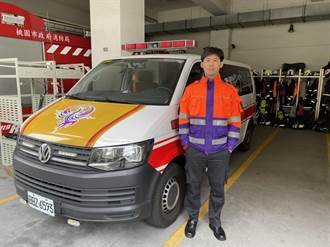 車禍女騎士受助消防暖男 上「告白消防」尋人找到了