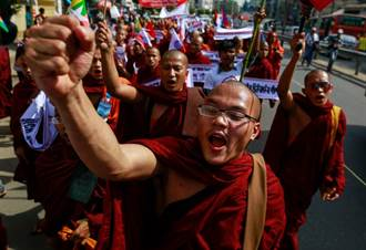 血腥鎮壓後 緬甸佛教團體將與政府決裂