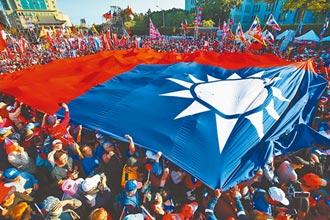 民進黨肯認國旗了嗎
