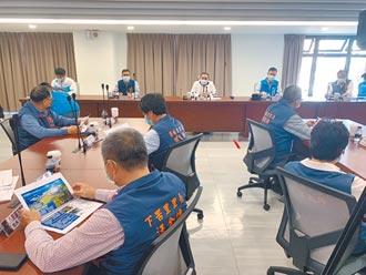 填海進度超前 台北港油槽2025遷移