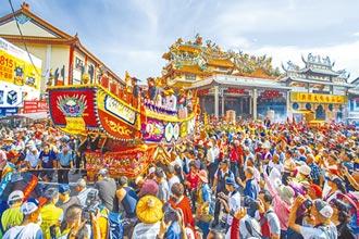 3年一科 台南香科年 5廟僅遶境不駐駕