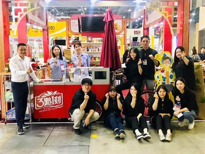 台灣品牌國際發光 3點1刻在歐美Amazon狂賣 - 財經
