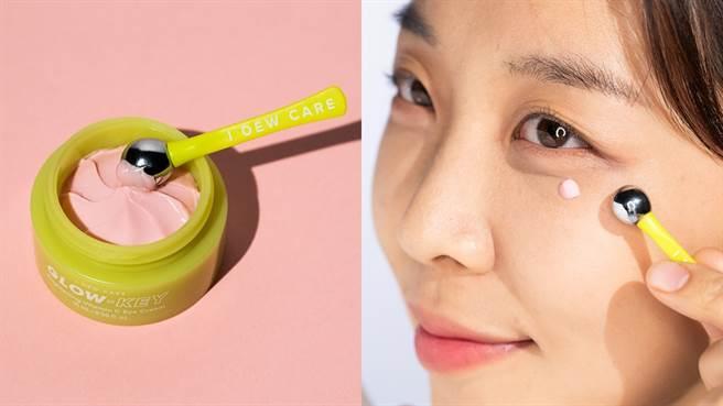I DEW CARE在寶雅上架,新品「芭樂C熊貓眼掰掰眼霜」在寶雅也買得到了。(圖/品牌提供)