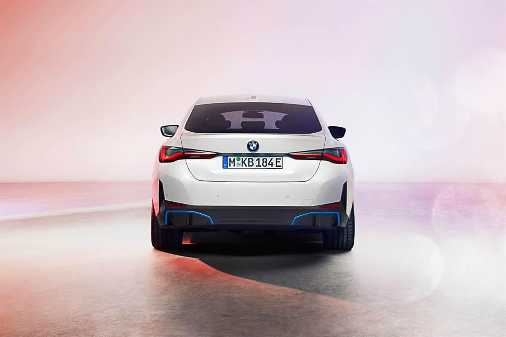 BMW佈達集團電氣化計畫要點 i4現場同步亮相 定於第二季正式進攻市場