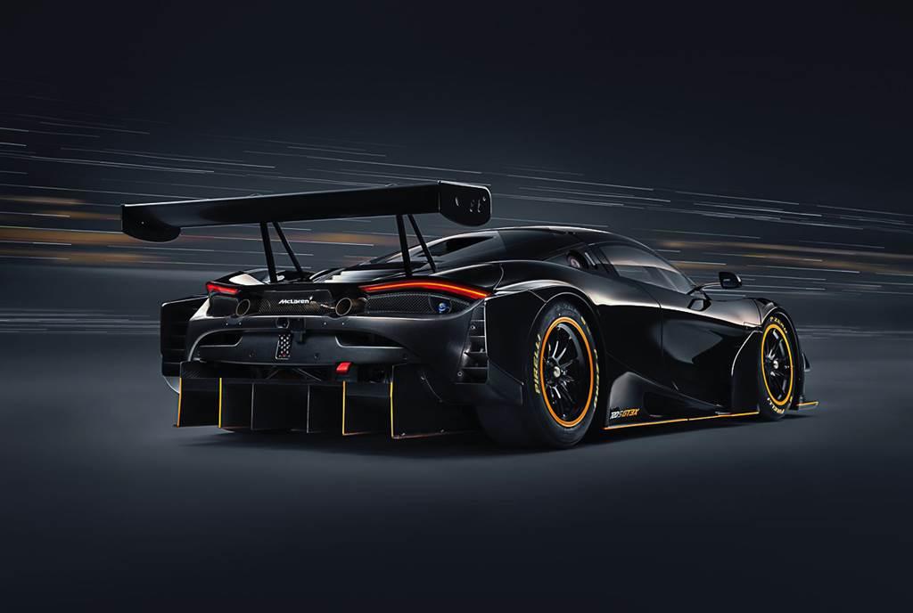 視法規於無物 McLaren強推720S GT3X讓層峰玩家在賽道飆到爽