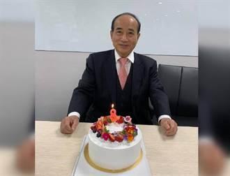 王金平80歲生日藍白祝賀 臉書PO文:去年真是不容易