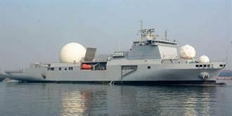 印度秘密部署大型間諜艦 緊盯陸與巴基斯坦