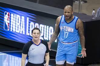 NBA》塔克改披公鹿戰袍 昔日火箭先發五虎全部離隊