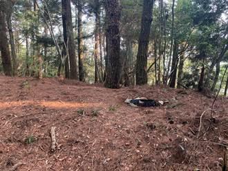 馬崙山野炊險引森林火災 林管處籲登山不要引火