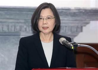 蔡英文期許全球台商發揮能量 讓台灣積極走向世界