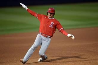 MLB》大谷翔平打擊率6成 天使總管愛慘他