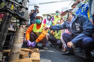 高雄PM10污染全台之冠 陈其迈:前20大污染源改善斥资621亿
